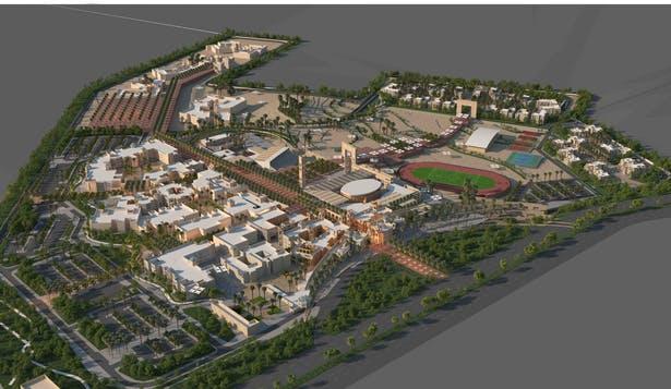 Garda Metal Works Awarded King Salman University Contract